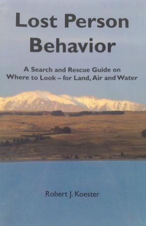 lost person behavior koester pdf