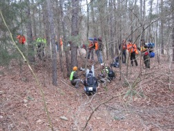 2013 Clarksville FunSAR students found David