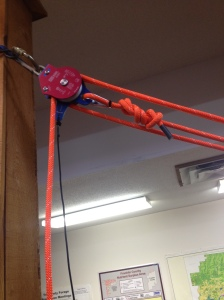 CMC CSR pulley